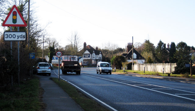 A21 at Flimwell