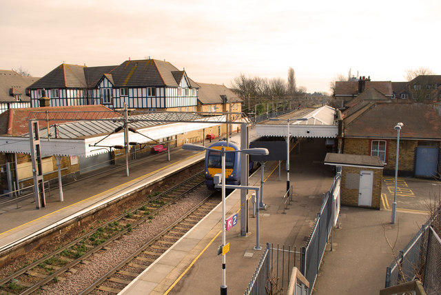 Thorpe Bay station