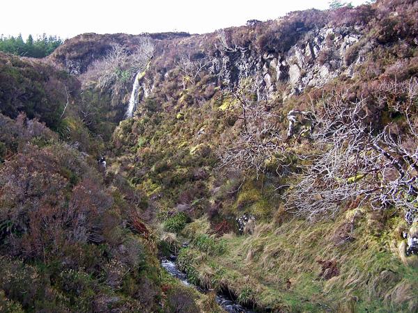 Towards the 'Secret Waterfall'