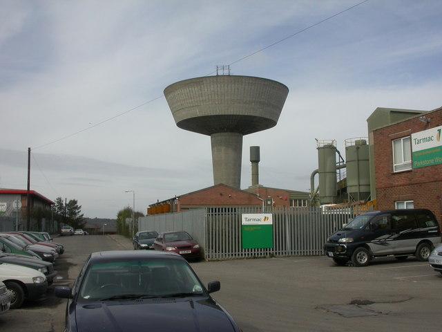 Manning's Heath, water tower