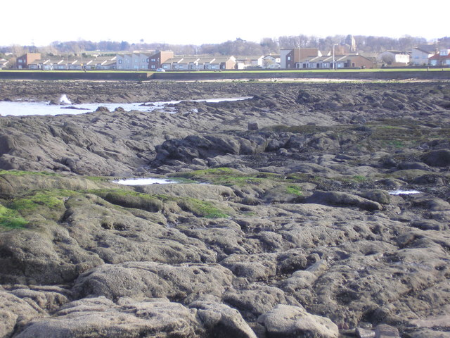 Wrecked Craigs, Port Seton