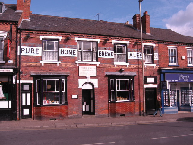 Olde Swan Inn (Ma Pardoes)