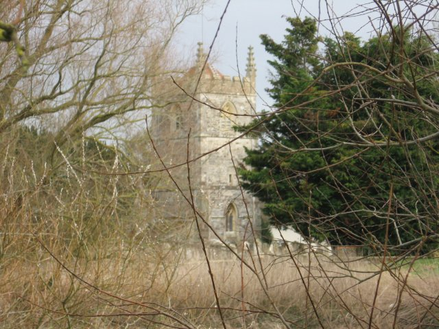 Church, Sturminster Marshall