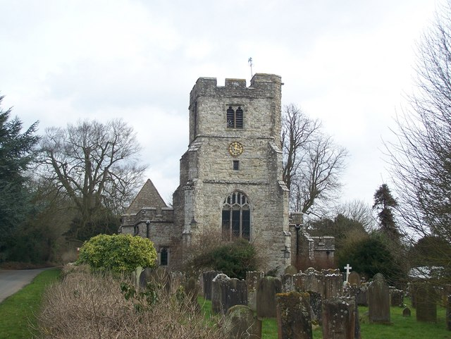 East Sutton Church