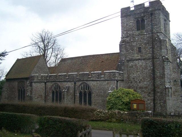 East Sutton Church (2)