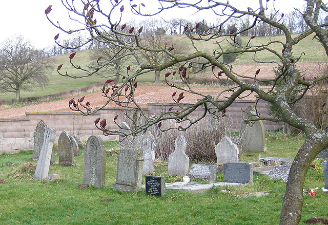 Cemetery, Oldway Baptist Church