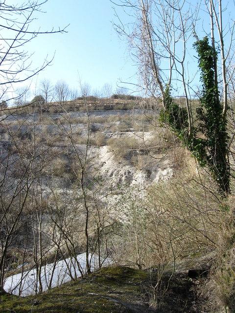 Chalk Pit, Steyning Round Hill