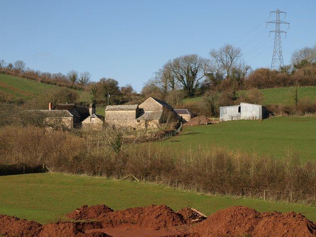 Farm, South Whilborough