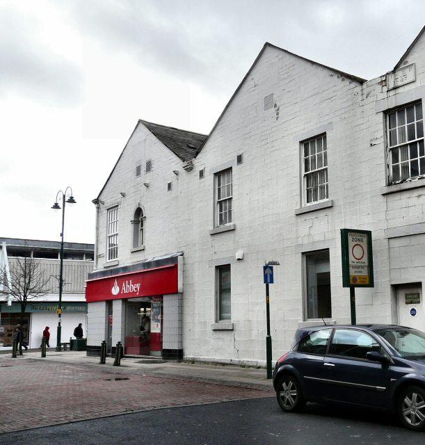Abbey on Hamnett Street