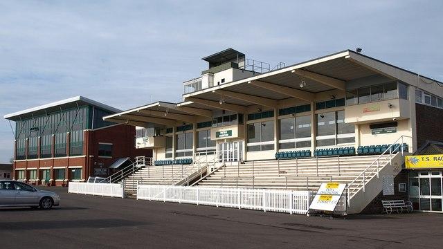 Grandstand, Taunton racecourse