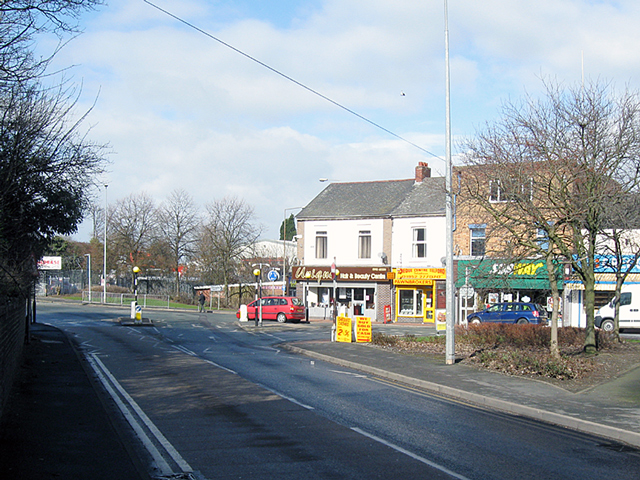 The Green, Oakengates, (Recreated Friths)