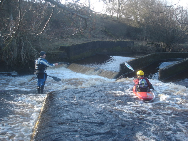 Rutherford Gauging Weir