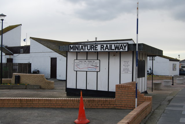 End of the line, Miniature Railway, Hastings