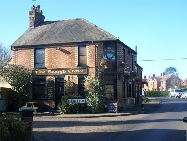 Sacred Crow Public House, West Malling