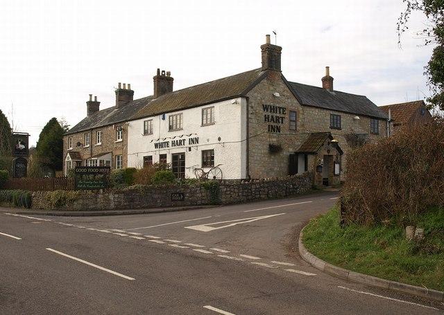 White Hart Inn, Corfe