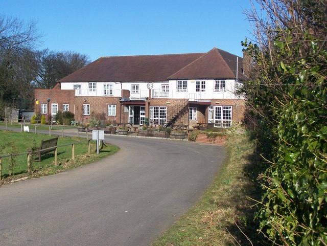 Wrotham Heath Golf Clubhouse