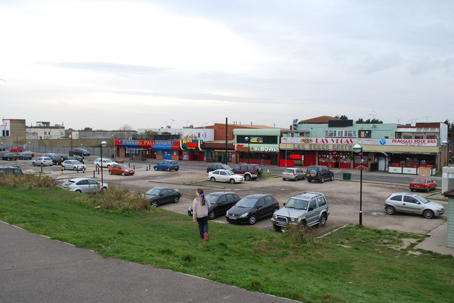 Canvey Island strip