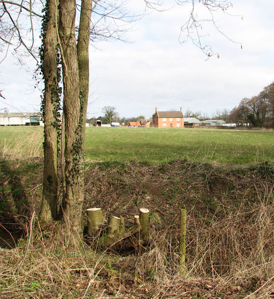 View towards Park Farm