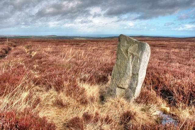 Unmapped Boundary Stone