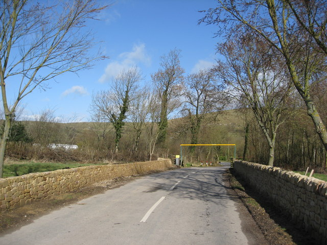 Carsington Water - Leaving Sheepwash Car Park