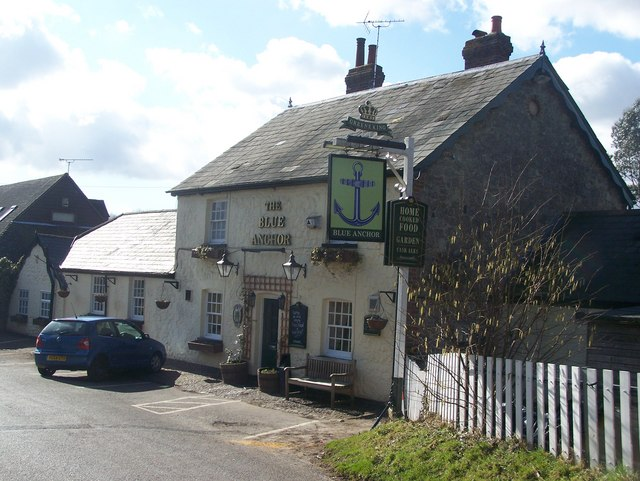 The Blue Anchor Public House, Platt