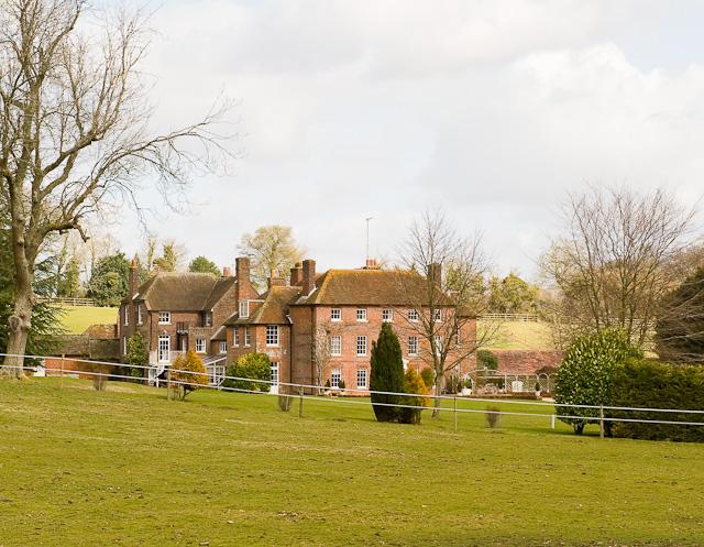 Hockley House, Cheriton
