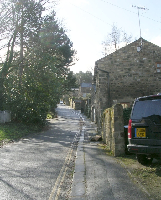 Back Parish Ghyll Road - The Grove