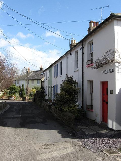 Elm Terrace, Elm Grove Lane