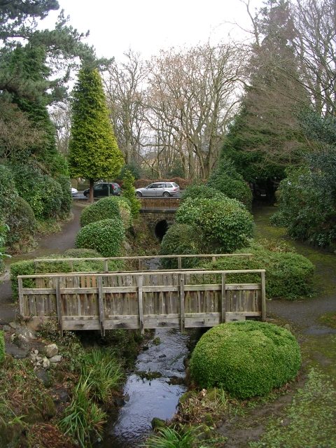 Garden - Grove Road