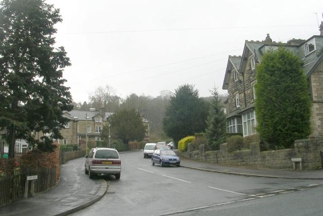 Eaton Road - Grove Road
