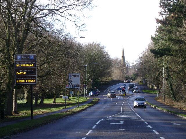 St Nicholas Church, Warwick