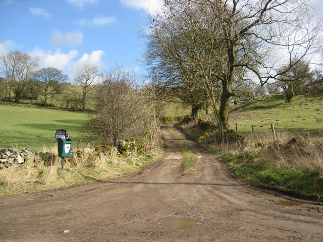Wester Lane near Brassington
