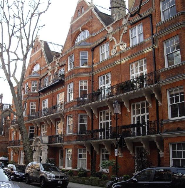 Rossetti Garden Mansions