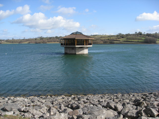 Carsington Water - Draw Off Tower