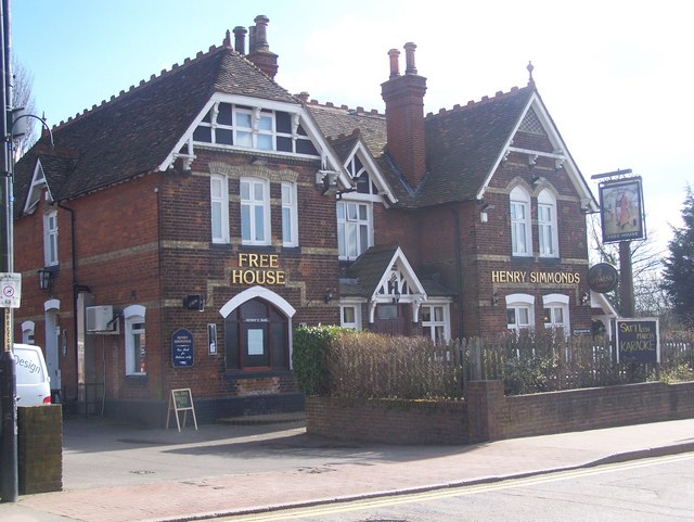 Henry Simmonds Public House, Borough Green