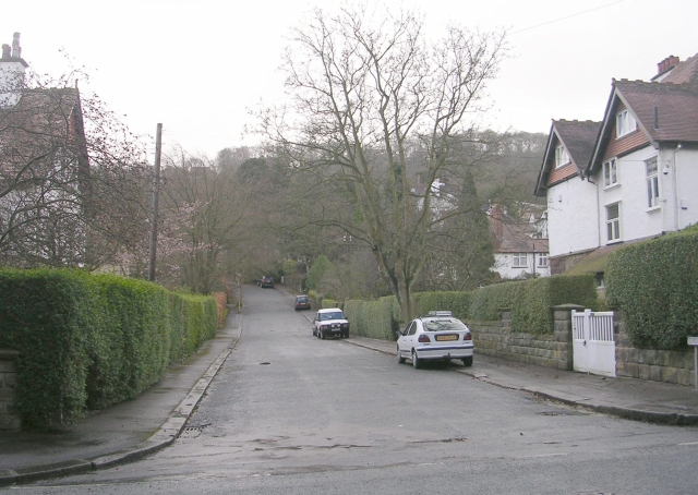 Grove Avenue - Grove Road