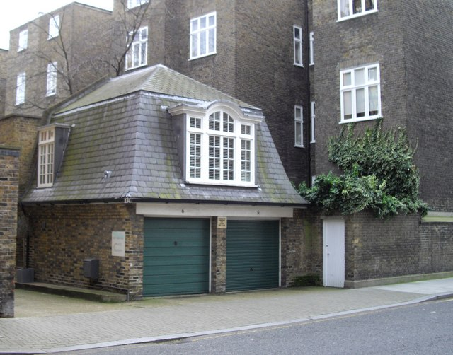 Garages in St Loo Avenue