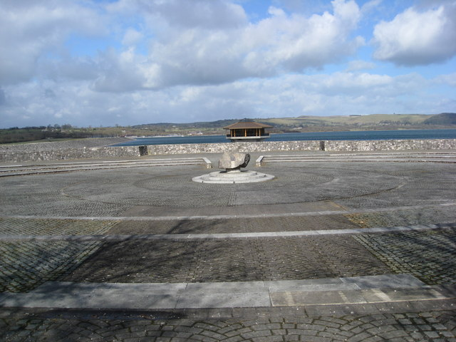 Carsington Water - Viewing Area near Millfields Car Park