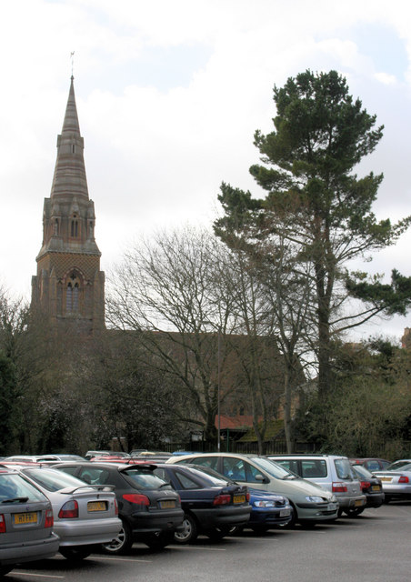 St Johns Church, Taunton