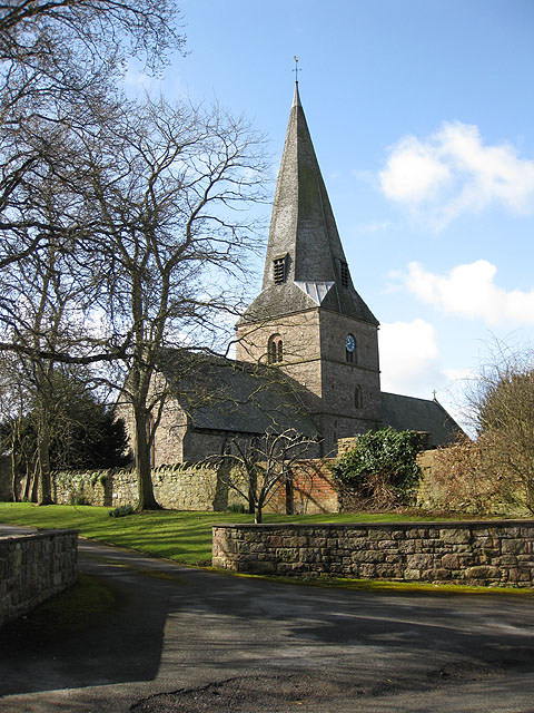 St. Mary's Parish Church, Fownhope