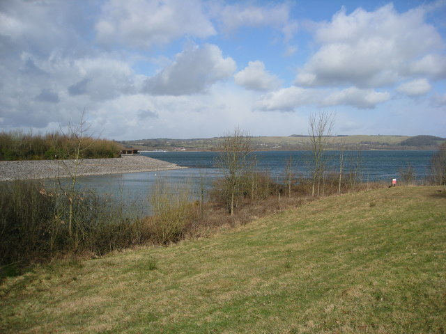 Carsington Water - Millfields Car Park