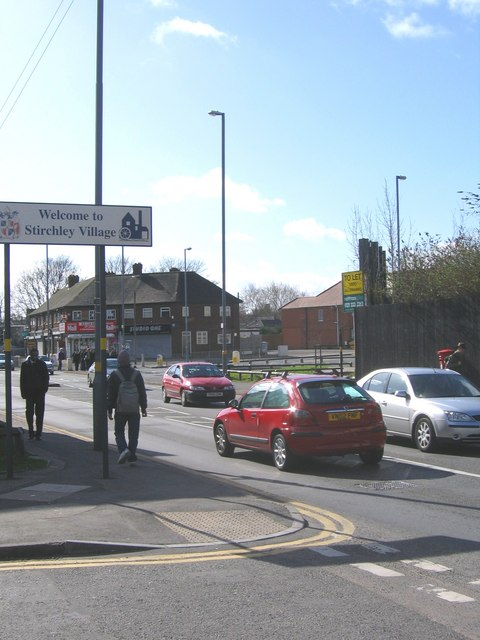 Welcome to Stirchley Village - Pershore Road A441