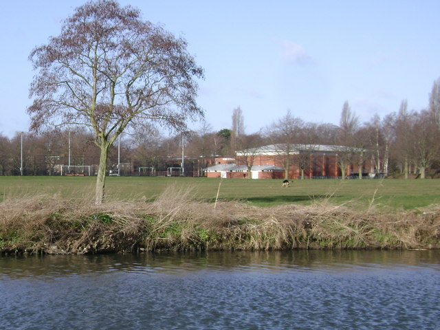 St Nicholas Park, Warwick