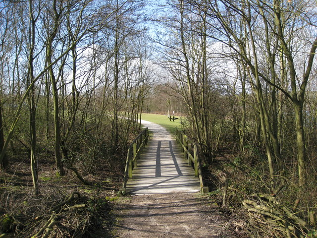 Carsington Water - Path into Millfields Car Park