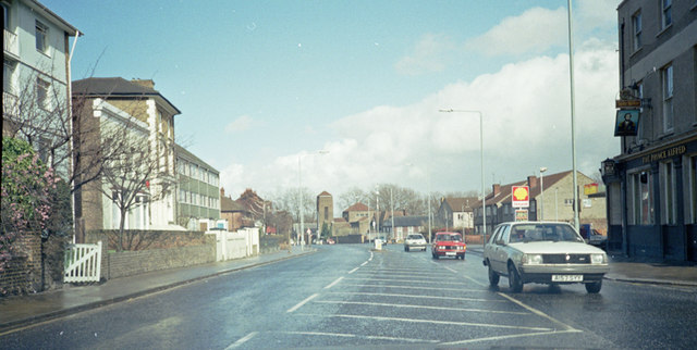 Sydenham Road - May 1987