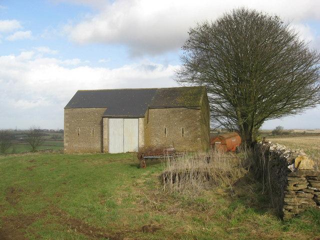 Littleton Wood Barn