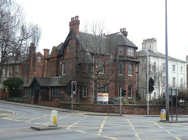 St Andrews House