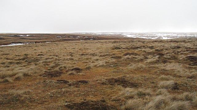 The Mounth, towards Dun Hillocks