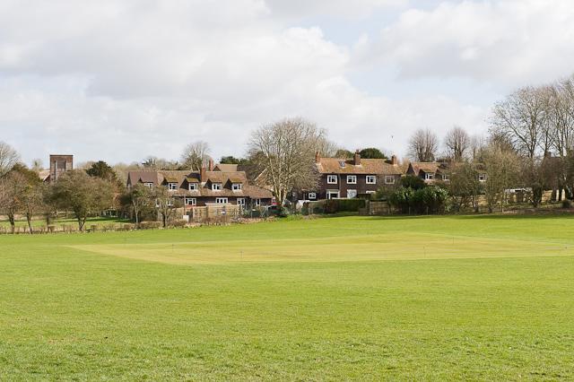 Recreation Ground, Cheriton