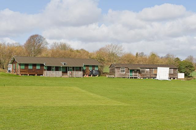 Pavilions on Recreation Ground, Cheriton